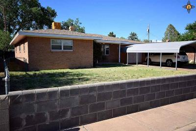 Portales NM Single Family Home For Sale: $125,000