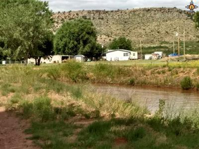 Tucumcari Manufactured Home For Sale: 10118 State Highway 104