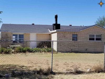 Lovington Single Family Home For Sale: 4218 E Avenue D