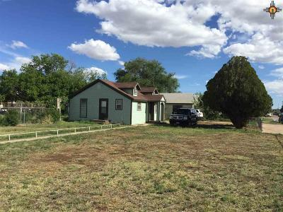 Texico Single Family Home For Sale: 309 Griffin
