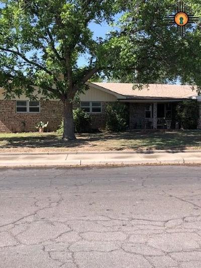Hobbs Single Family Home For Sale: 900 E Highland