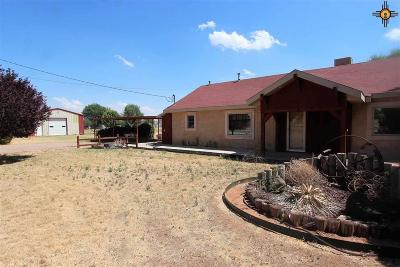 Clovis NM Single Family Home For Sale: $225,000