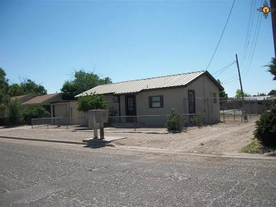 Portales NM Single Family Home For Sale: $58,000