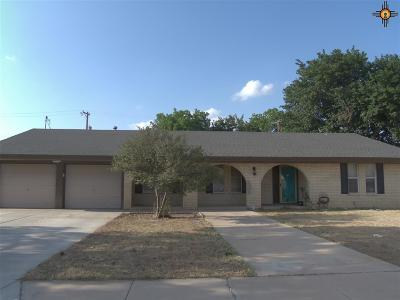Hobbs Single Family Home For Sale: 108 W Albertson