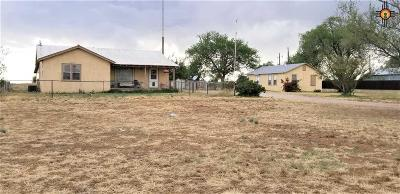 Clovis NM Single Family Home For Sale: $175,000