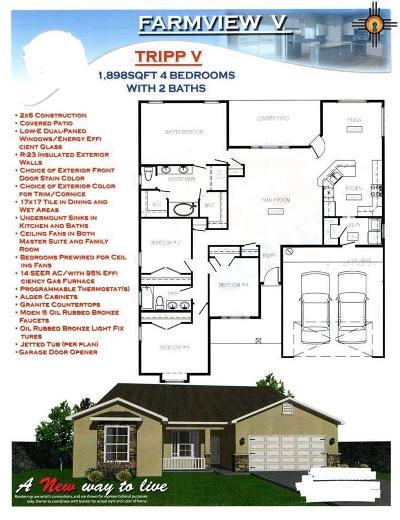Carlsbad Single Family Home Active, U/C-Take Back Ups: 3901 Selman Court