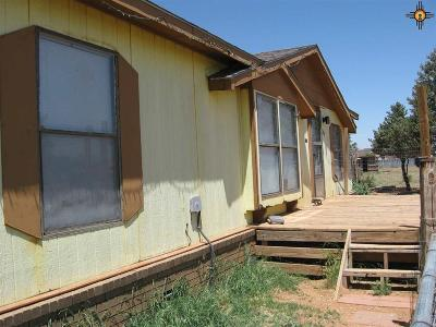 Clovis NM Manufactured Home For Sale: $78,000