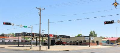 Curry County Commercial For Sale: 2101 N Main