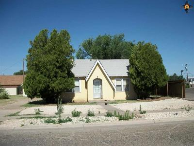 Portales NM Single Family Home For Sale: $45,000
