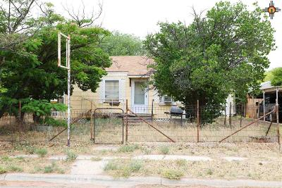 Eunice Single Family Home For Sale: 1319 20th Street