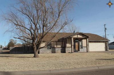 Clovis NM Single Family Home For Sale: $170,000