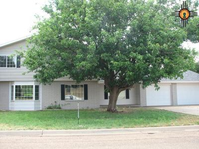 Clovis NM Single Family Home For Sale: $219,000