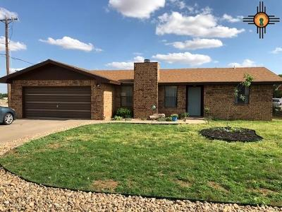 Clovis NM Single Family Home For Sale: $138,000