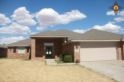 Clovis NM Single Family Home For Sale: $228,500