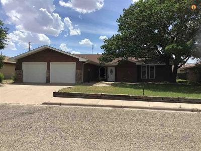 Portales NM Single Family Home For Sale: $199,000