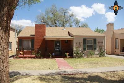 Clovis NM Single Family Home For Sale: $79,500