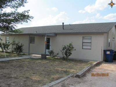 Hobbs Single Family Home For Sale: 950 W De Baca