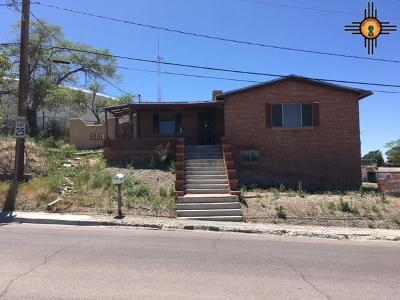 Gallup Single Family Home For Sale: 1300 Grandview