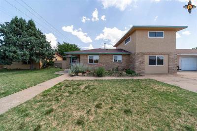Clovis Single Family Home For Sale: 125 E Yucca