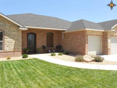 Clovis Single Family Home For Sale: 217 Dominion Way
