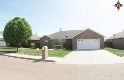 Clovis NM Single Family Home For Sale: $168,000