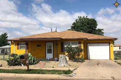 Single Family Home For Sale: 1020 Chama