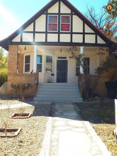 Las Vegas Single Family Home For Sale: 1217 6th Street
