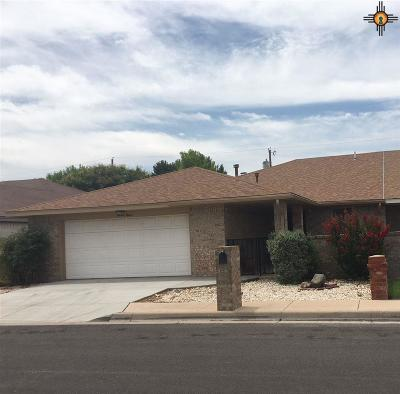 Hobbs NM Condo/Townhouse Active, U/C-Take Back Ups: $209,900