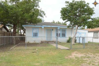 Portales Single Family Home For Sale: 915 E Brazos St.