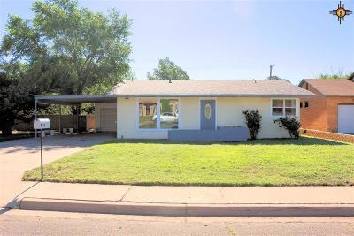 Clovis Single Family Home For Sale: 2725 Axtell