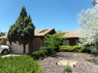Gallup Single Family Home For Sale: 1714 Boulder