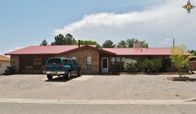 Sierra County Single Family Home For Sale: 1002 Parway