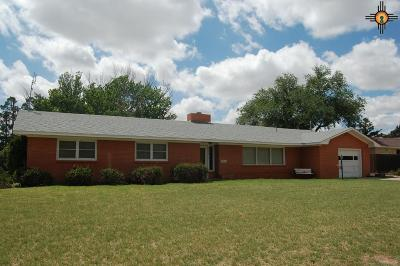 Portales Single Family Home For Sale: 1314 S Ave F