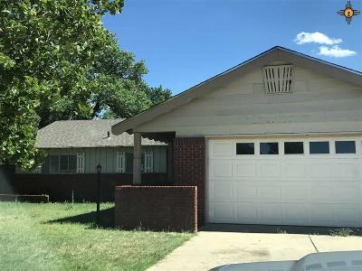 Clovis Single Family Home For Sale: 813 Prarieview Dr.