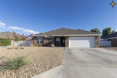 Portales Single Family Home Under Contract-Don't Show: 418 E University