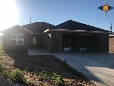 Portales Single Family Home Under Contract-Don't Show: 2107 Roadrunner