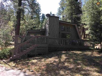 Rociada NM Single Family Home For Sale: $138,500