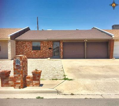 Hobbs NM Condo/Townhouse For Sale: $142,900