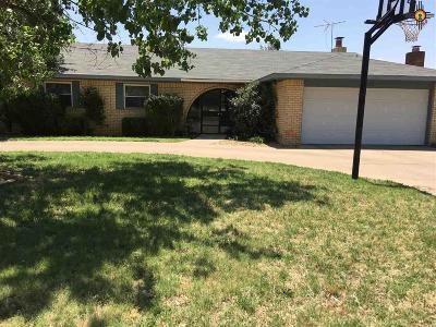 Clovis Single Family Home For Sale: 2013 Jonquil Park