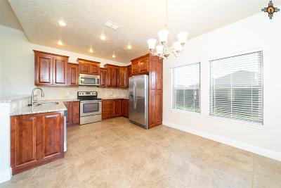 Clovis Single Family Home For Sale: 217 Almond Tree Ln
