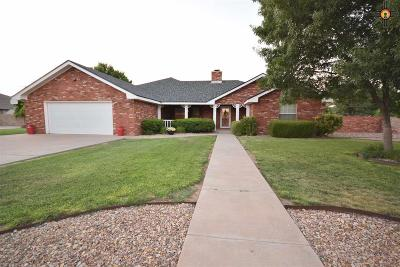 Portales Single Family Home For Sale: 409 E 17th St.