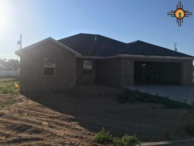 Portales Single Family Home Under Contract-Don't Show: 2115 Roadrunner