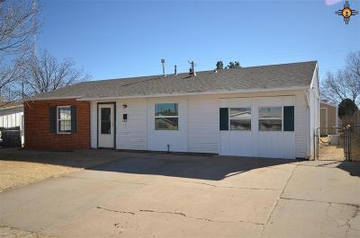 Clovis Single Family Home For Sale: 517 W 20th