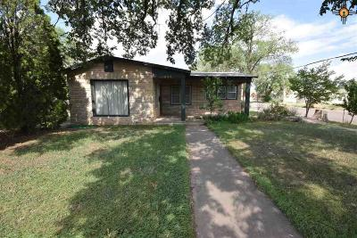 Portales Single Family Home For Sale: 1335 S Ave. F.
