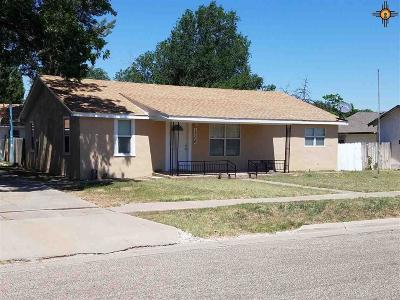 Portales Single Family Home For Sale: 1306 S Avenue B