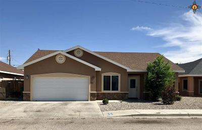 Lovington Single Family Home For Sale: 816 Cottonwood