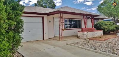 Grants Single Family Home For Sale: 1412 Chaco