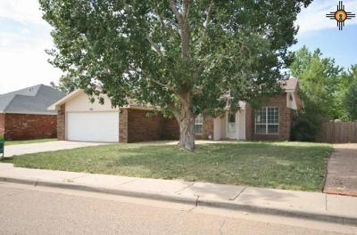 Clovis NM Single Family Home For Sale: $159,900