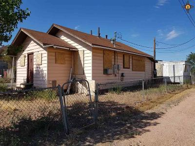 Gallup Single Family Home For Sale: 606 S Fourth St.