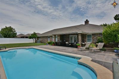 Clovis Single Family Home For Sale: 4017 Springwood Dr.